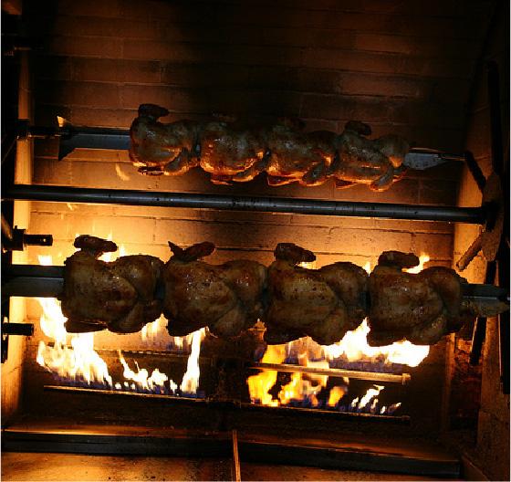 El Pollo Inka Rotisserie Chicken