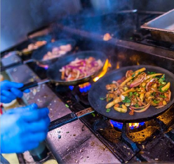 El Pollo Inka Food
